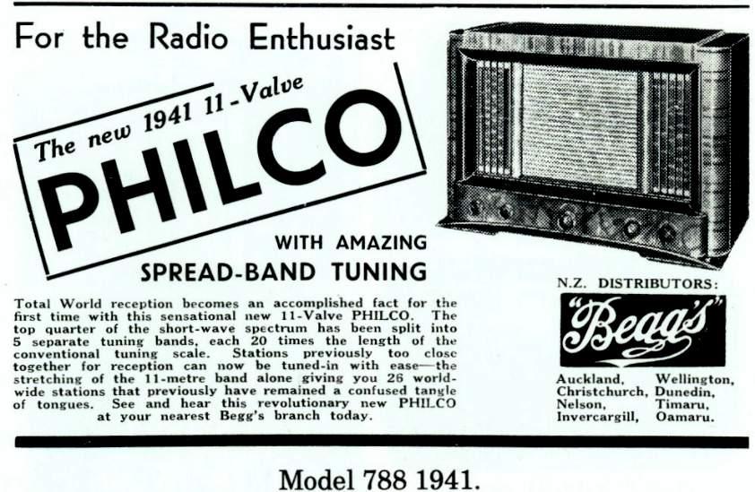 ye olde valve radios