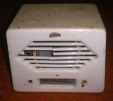 Atomic radio before restoration