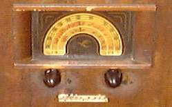 The Dial with Volume and Tuning Controls